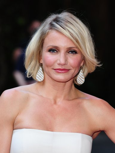 Cameron Diaz and other Stars Attend What To Expect When You're Expecting Premiere – London