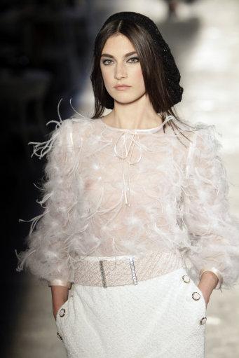Chanel Catwalk – Paris Haute Couture Fashion Week