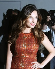 Kelly Brook joins other celebs at Bora Aksu s/s 13 catwalk – London Fashion Week