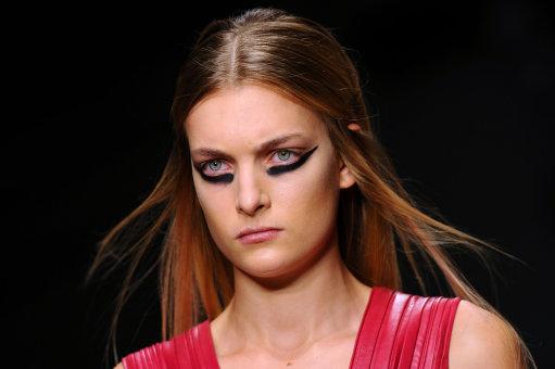 Marios Schwab s/s 13 Catwalk – London Fashion Week