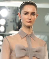 Christopher Kane s/s 13 Catwalk – London Fashion Week