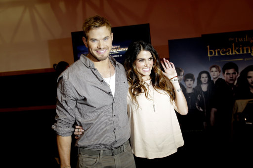 Nikki Reed and Kallan Lutz Meet Fans At Twilight Saga Event &#8211; Dublin