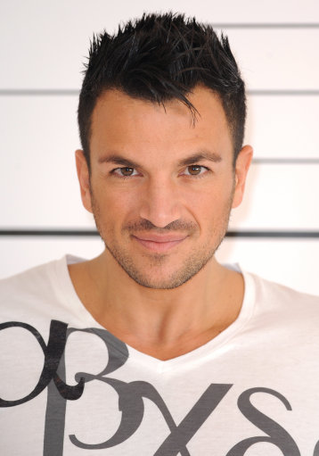 Peter Andre Collection Launch – London