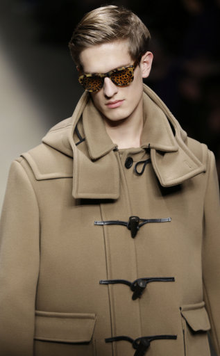 AUTUMN/WINTER 2013-14 MENSWEAR – BURBERRY PRORSUM
