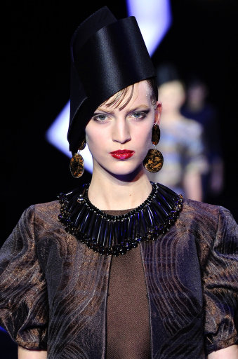 Spring Summer 2013 Haute Couture &#8211; Giorgio Armani