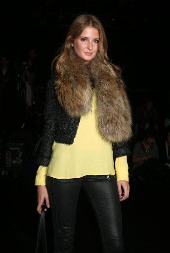 Sass & Bide Front Row – London Fashion Week 2013