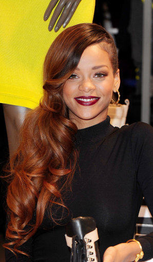 Rihanna for River Island Collection Launch – London