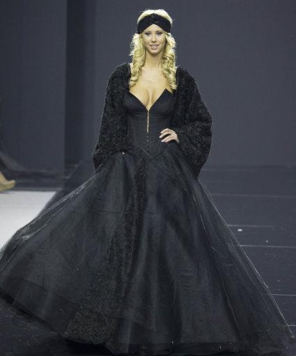 Moscow Fashion Week Alexandra Serova