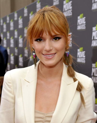 The MTV Movie Awards 2013 – Arrivals – Los Angeles