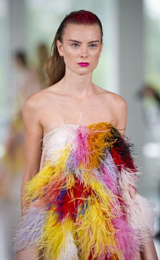 Fyodor Golan Catwalk – London Fashion Week 2013