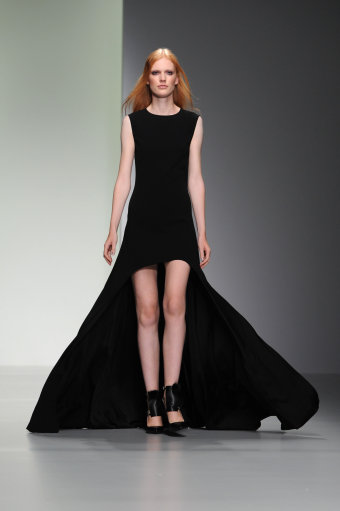 Braganza S/S 2014 Catwalk – London Fashion Week