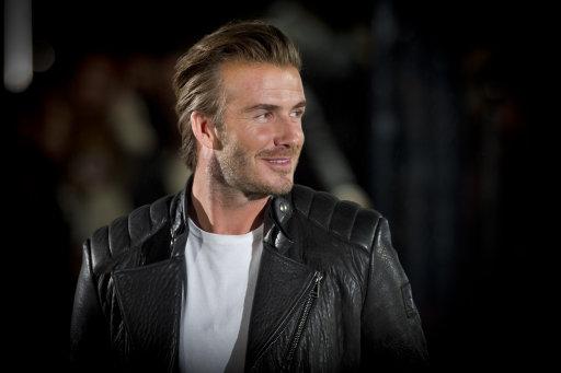 David Beckham and Pixie Lott Attend Belstaff House Opening – London