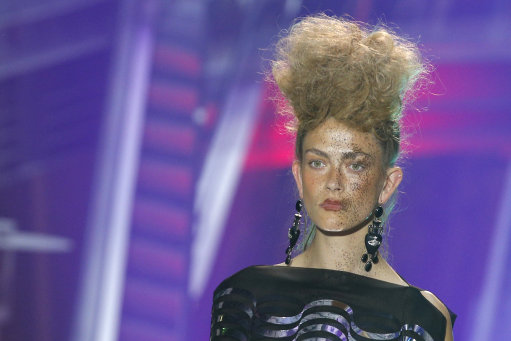 Vivienne Westwood's ready-to-wear Spring/Summer 2014 – Paris Fashion Week