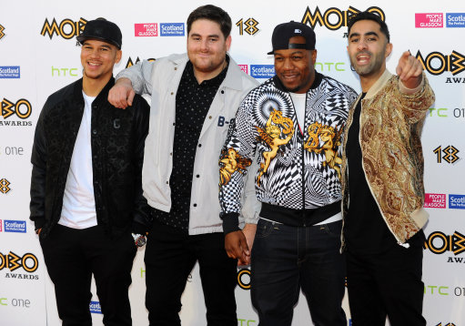 Mobo Awards 2013 – Red-Carpet Pictures