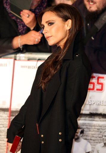 Victoria Beckham In Victoria Beckham At The Class of 92 world premiere