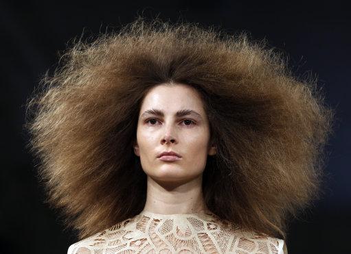 London College of Fashion MA Show Catwalk – London Fashion Week 201