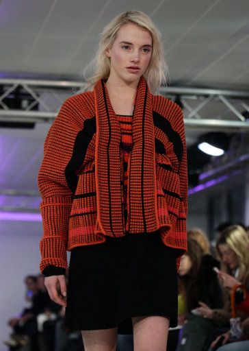 Mark Fast Catwalk – London Fashion Week 2014
