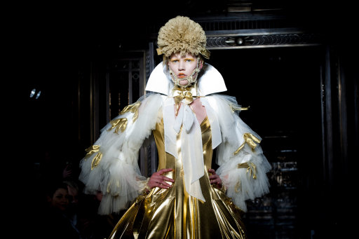 Pamm Hogg Dedicates Her A/W 14 Show To Pussy Riot – London Fashion Week 2014