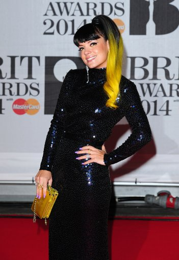 Brit Awards 2014 – Arrivals – London