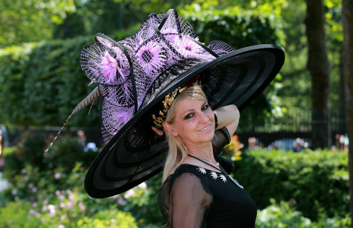ROYAL ASCOT – The Hats