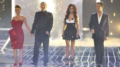 X Factor Style-Off Dannii Triumphs Again