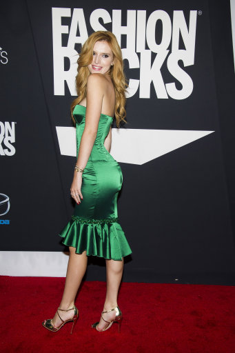 Stars Attend 2014 Fashion Rocks – New York