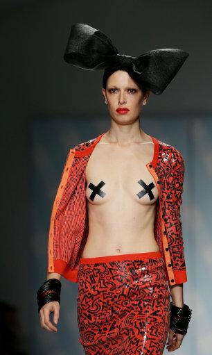 Sibling S/S 2015 catwalk – London Fashion Week