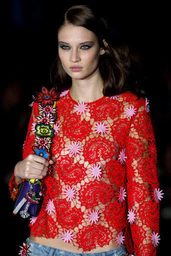 House of Holland S/S 2015 Catwalk Show – London Fashion Week