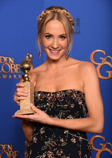 72nd Annual Golden Globe Awards – The Dresses