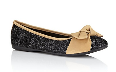 EVENINGWEAR SPECIAL: Evening Flats