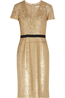 EVENINGWEAR SPECIAL: Sequined Cocktail Dresses
