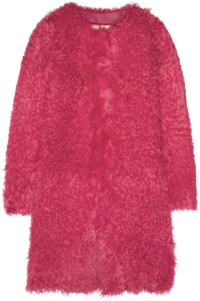 TRENDS: Bubblegum-Pink Coats
