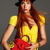 Dua Lipa In Versace A/W Ad Campaign