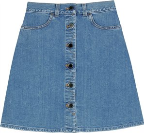 The &#8216;Supermum&#8217; Denim Skirt &#8211; In Pictures