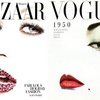 Harper's Bazaar And Katy Perry Riff On Iconic 50s Vogue Cover