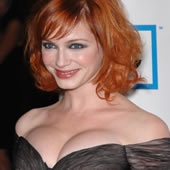 Christina Hendricks Gains 15lbs To Make You Feel Better Or Worse? Pictures