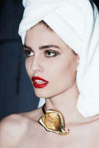 'Indian Summer' Nadja Bender by Katja Rahlwes for Purple Fashion No.18