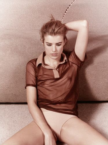 Agyness Deyn by Craig McDean for Interview February 2013 (Editor Notes Nudity)
