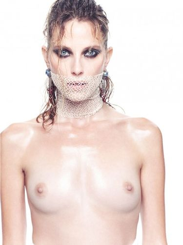 Tehila Rich by James Macari for Treats! (Editor Notes Nudity)