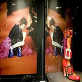 Vivienne Westwood Shoe Exhibition – Pictures