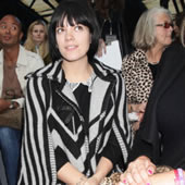 London Fashion Week Photos: Lily Allen Stars At Top Ship Unique