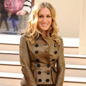 Celebrities Attend Burberry Fashion Show During London Fashion Week – Pictures