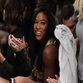 Serena Williams & Sarah Jessica Parker At Burberry Prorsum Front Row – London Fashion Week