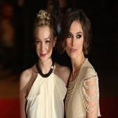 Keira Knightley & Carey Mulligan At Premiere Of Never Let Me Go – Red Carpet Pictures