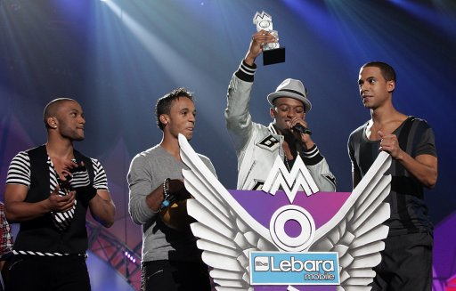 2010 MOBO Awards – Red Carpet Pictures