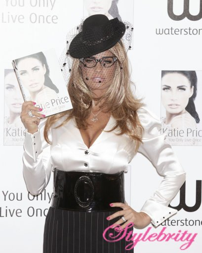Katie Price Attends Photocall For Autobiography, You Only Live Once – Pictures