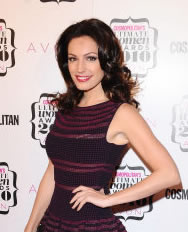 Kelly Brook, Westlife And McFly Attend Cosmopolitan Ultimate Woman Of The Year Awards – Pictures