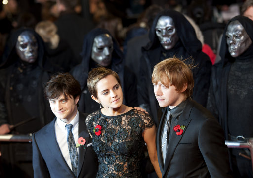 Harry Potter And The Deathly Hallows: Part One Premiere – Pictures