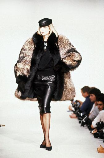 Paris Haute Couture – 1980's