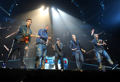 JLS Live At Wembley Arena – Pictures